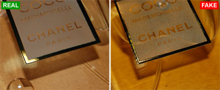 How To Spot Fake Chanel Coco Mademoiselle The Home Of Dino