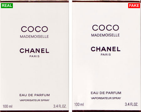 63657ac20d How to spot fake Chanel Coco Mademoiselle – The home of Dino
